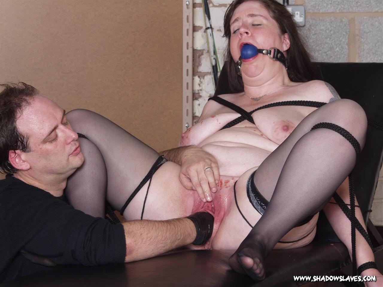 Fisting sex slave