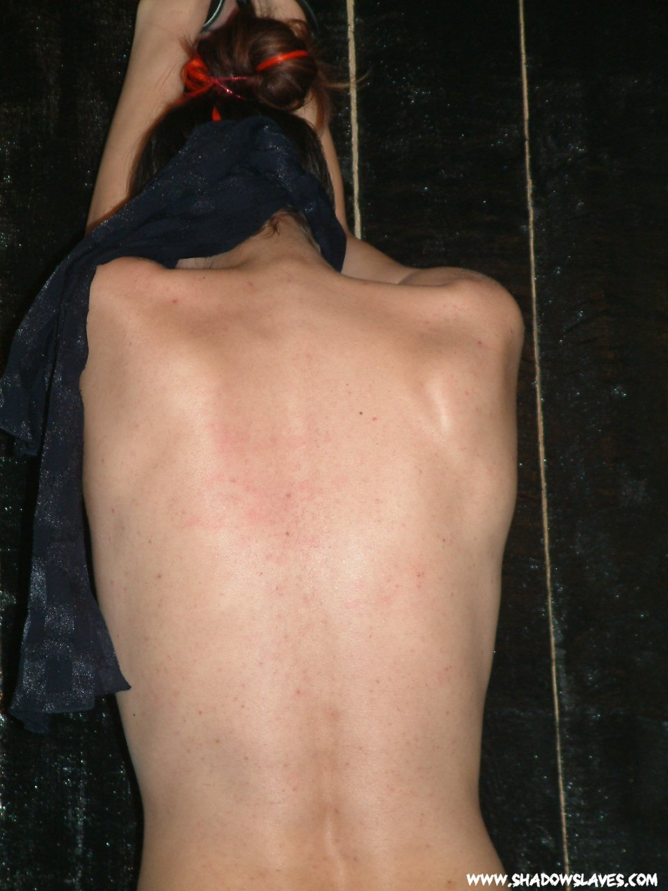 Fetish whipping and spanking