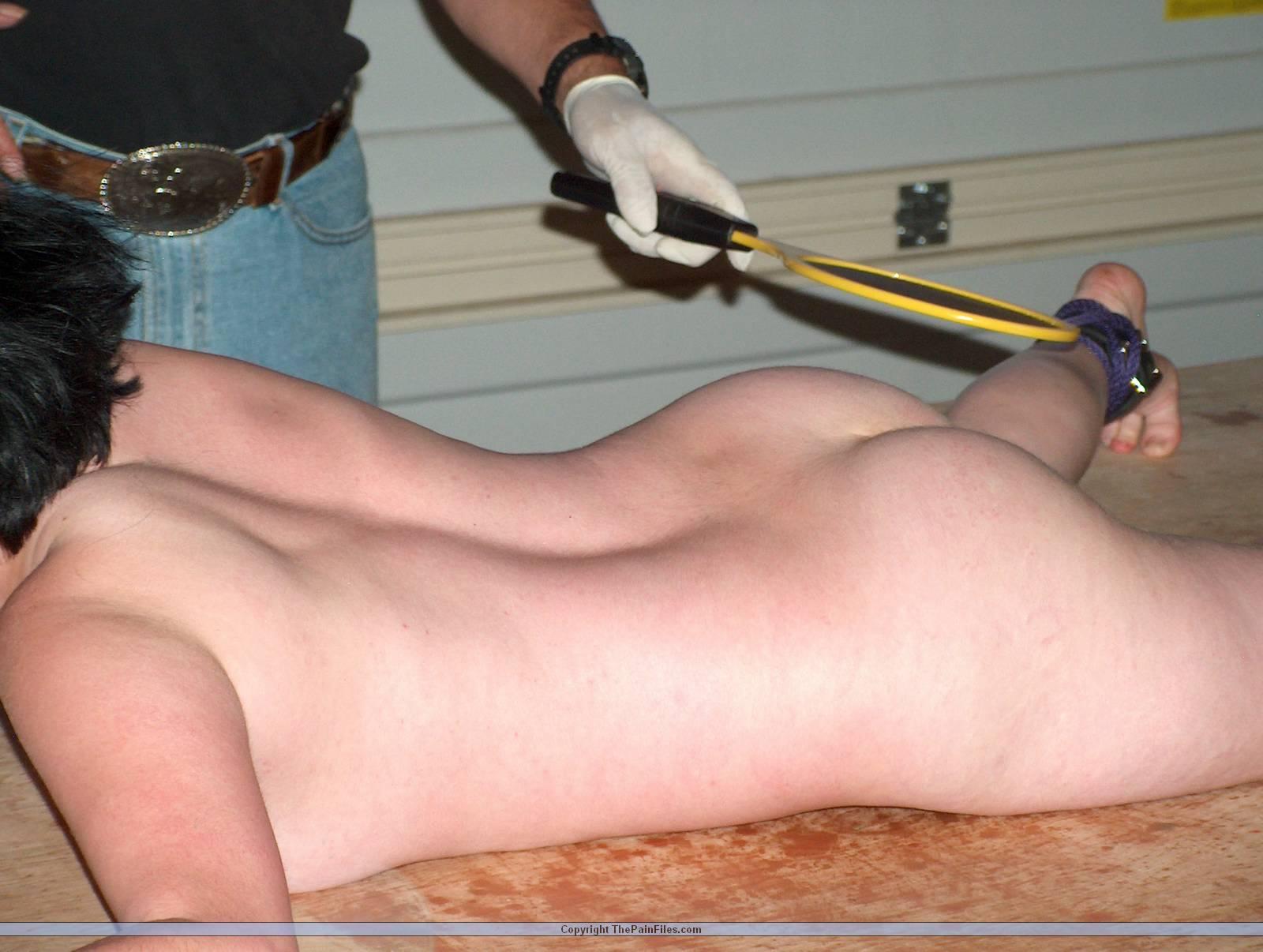 table bondage anal dreier