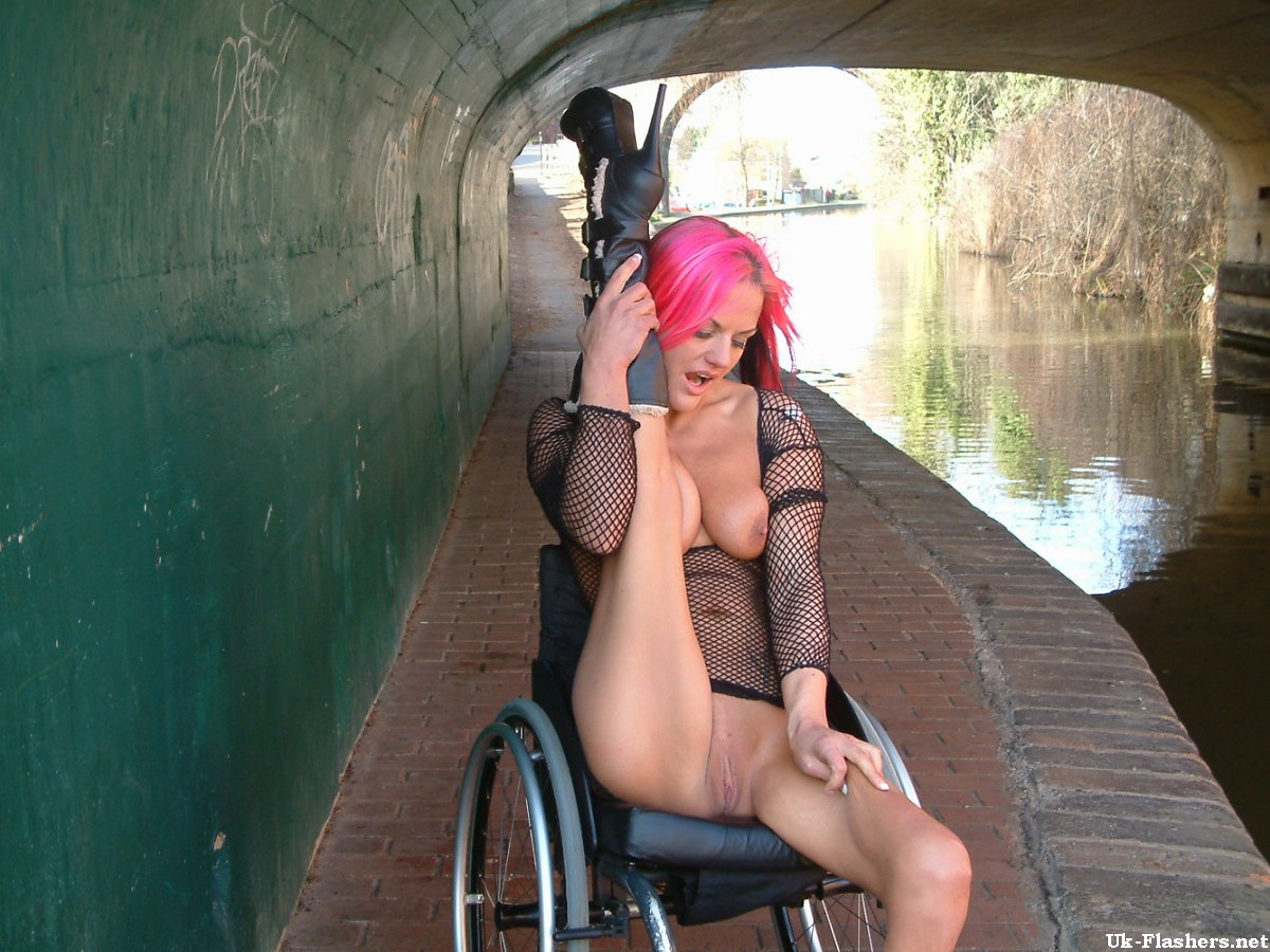 wheelchair porn
