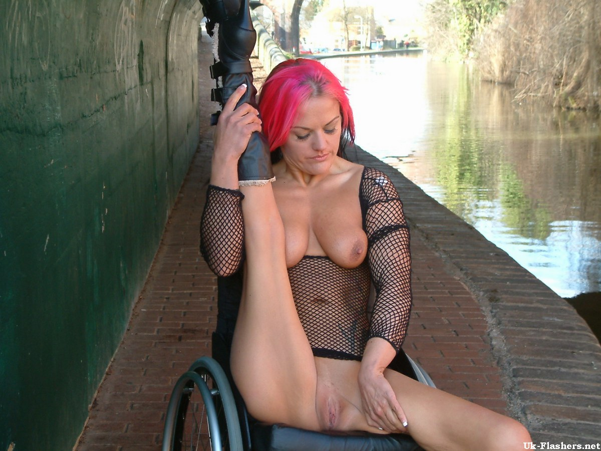 woman in wheel chair sex videos
