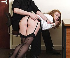 Madisons Strict Spanking