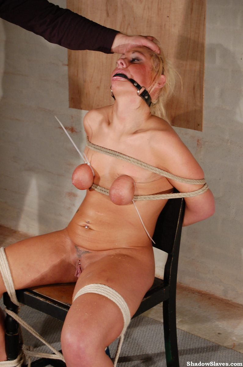 tits caning tube