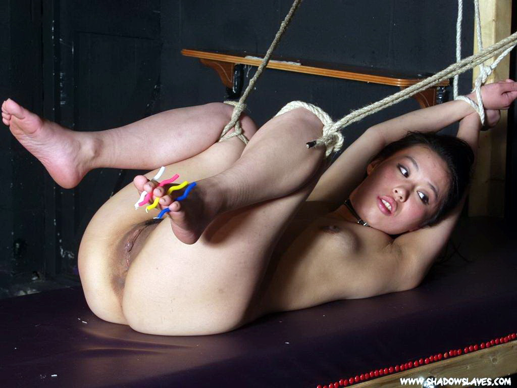 Bdsm beautiful asian image pity
