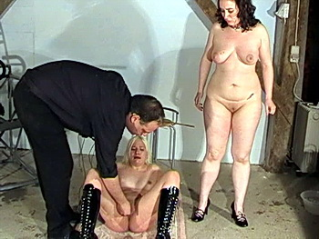 Caning And Tears